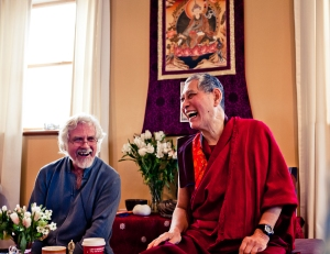Daniel Brown, Ph.D. and Rahob Rinpoche