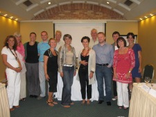 EMCC Assessor training, Greece