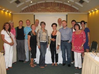 EMCC Assessor training, Greece