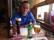 Love of beer
