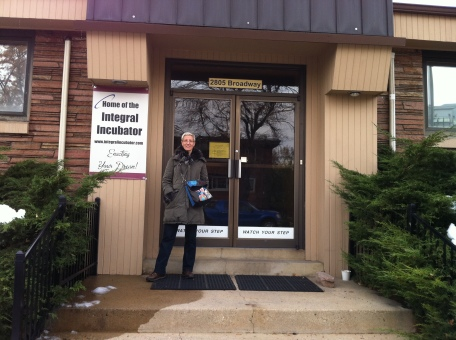 Training at Integral Incubator, Boulder, CO