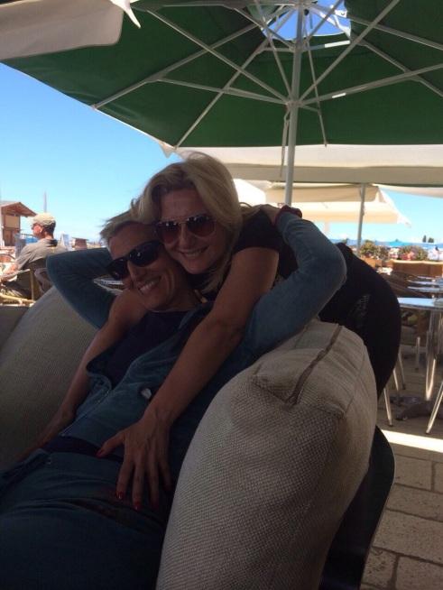 Sanja and Daniela