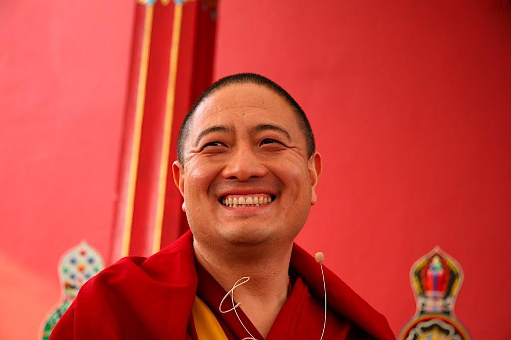 Shechen Rabjam Rinpoche, meditation teacher