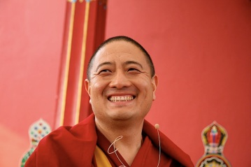 Shechen Rabjam Rinpoche, meditation teacher