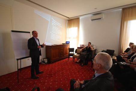 Prof.dr. Vlatko Cvrtila na ISOD Alumni okupljanju